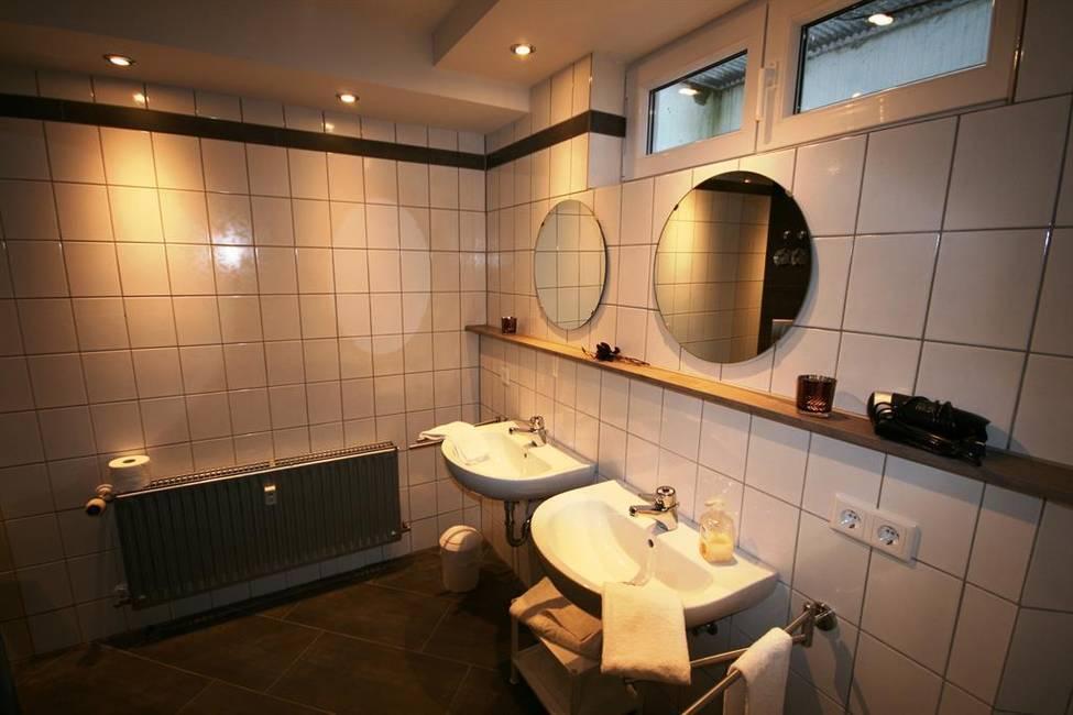 Badezimmer im KG