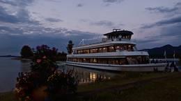 Abendfahrt auf dem Forggensee mit der Forggenseeschifffahrt