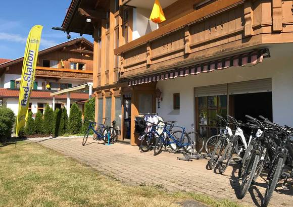 Easy-Tours Rad-Station (im Hotel Sommer)