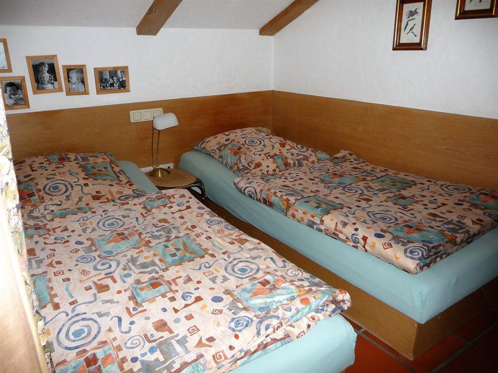 Schlafbereich Doppelbett möglich