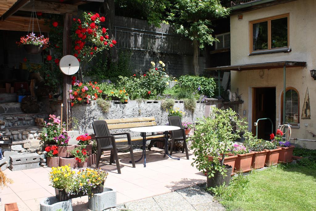 Garten / Hauseingang