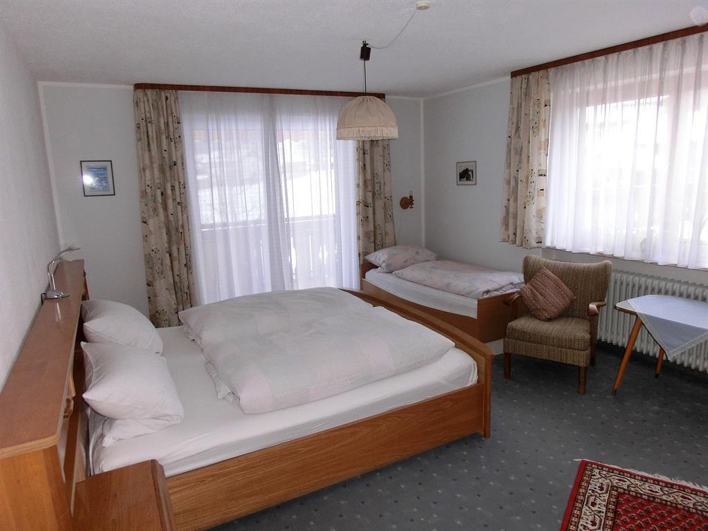 Eltern Schlafzimmer 3 Betten