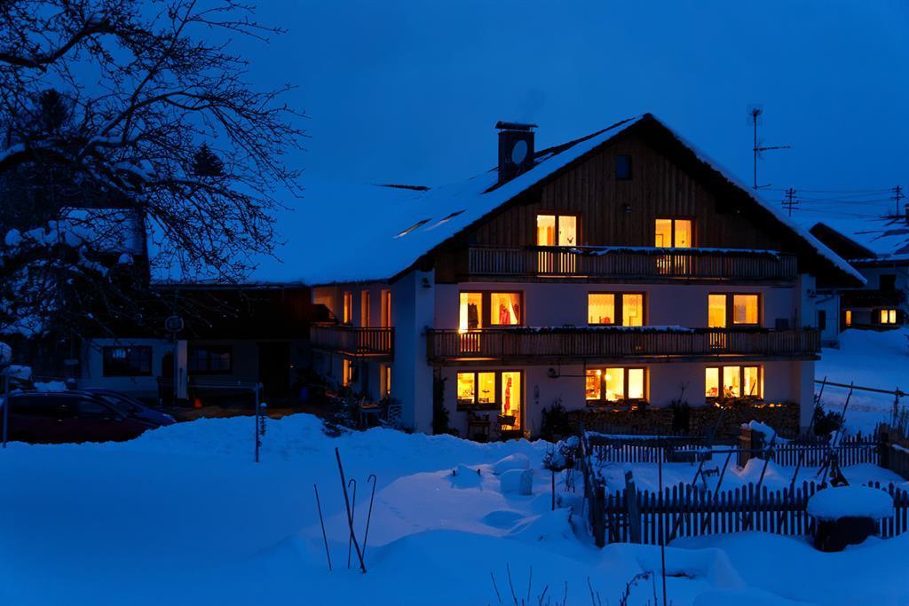 Winter in Benken