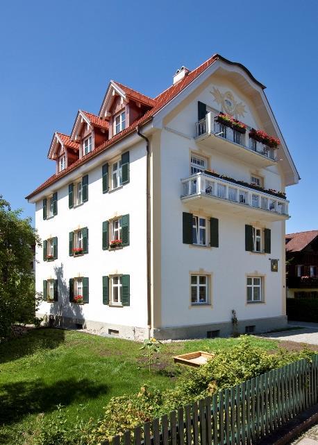 Mein lieber Schwan (Altstadtvilla)